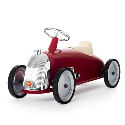 Ride-On Rider Red