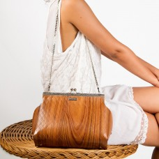 Sophia Handbag - Brown