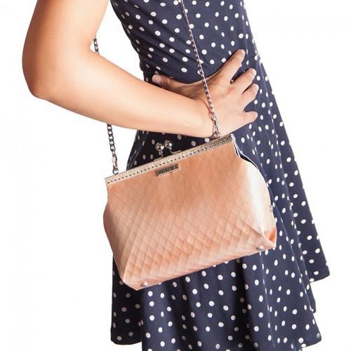 Sophia Handbag - Pink
