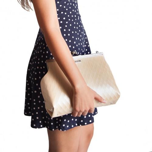 Sophia Handbag - White