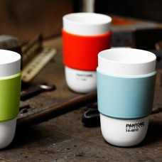 Pantone Porcelain Cup