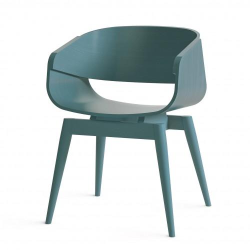 Coloured 4th Armchair