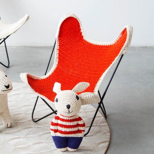 Butterfly Kids Chair