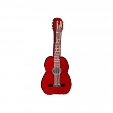 Knitted Guitar