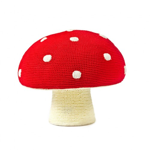Mushroom Pouffe