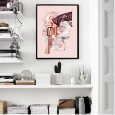 Copper Gun Framed Print
