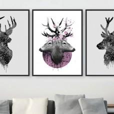Fantasy Forest Ii Framed Print
