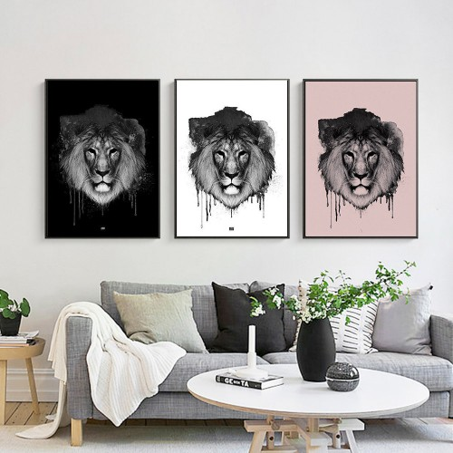 King Collection Framed Print