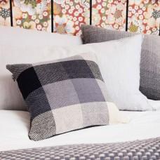 Gradient & Squares - Cushion Cover