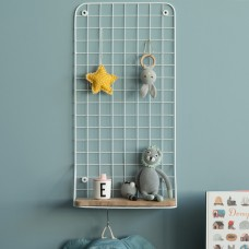 Wall Organizer with Shelf