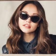 Koshka Wooden Sunglasses