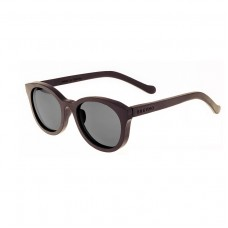 Lisa Black Wooden Sunglasses