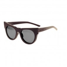 Polet Black Wooden Sunglasses