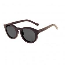 Svoboda Black Wooden Sunglasses