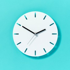 Aperture Clock
