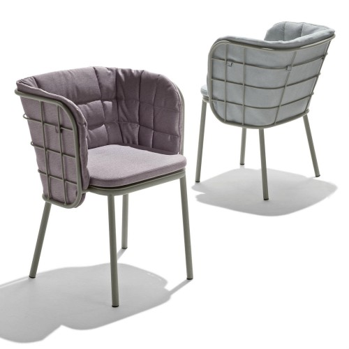 Jujube Padded Chair