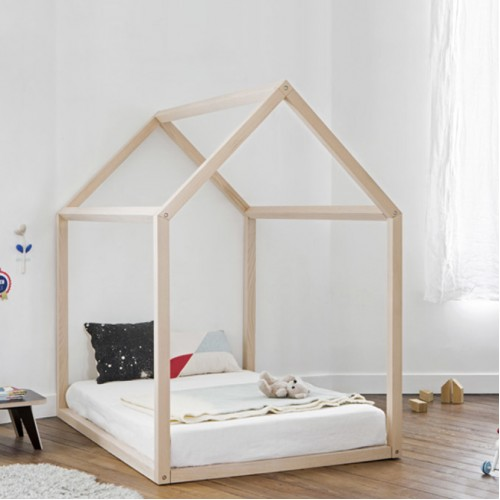 Toddler House Bed 70X140