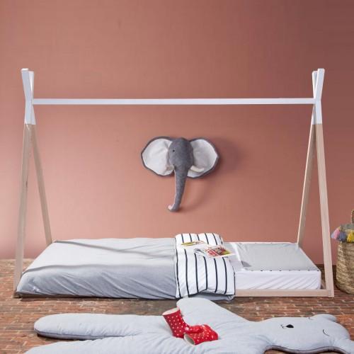 Teepee Bed with Slats 90X200