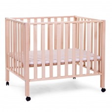 Baby Playpen with Wheels