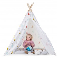 Dreamy White Teepee