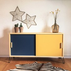Mid Century Sideboard TV Stand
