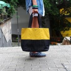 Indigo City Tote Bag