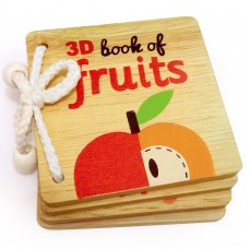 3D Book of Fruits - AR Technology
