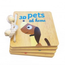 3D Book of Pets - AR Technology