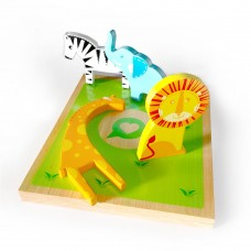 2in1 Safari Puzzle