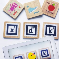 Alphabet Cards with AR Technology