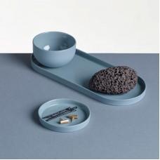 TRI - Porcelain Tray set