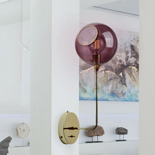 Ballroom Wall Light -Tall
