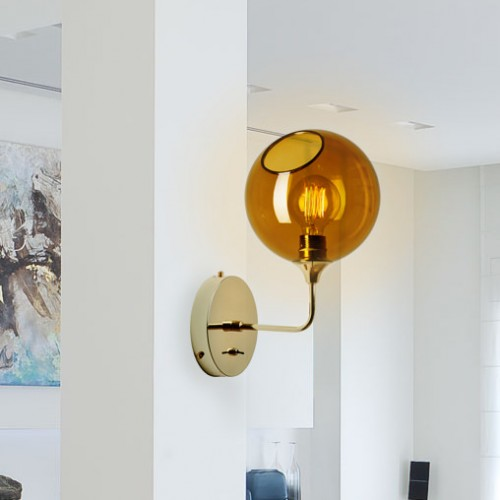 Ballroom Wall Light - Short