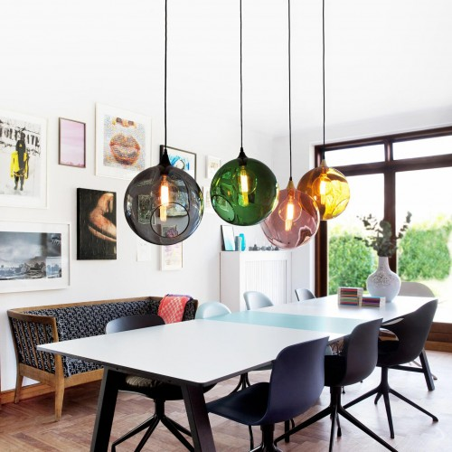 Ballroom XL Glass Pendant Light