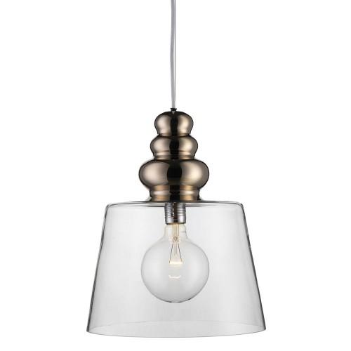 Pollish XL Glass Pendel Light