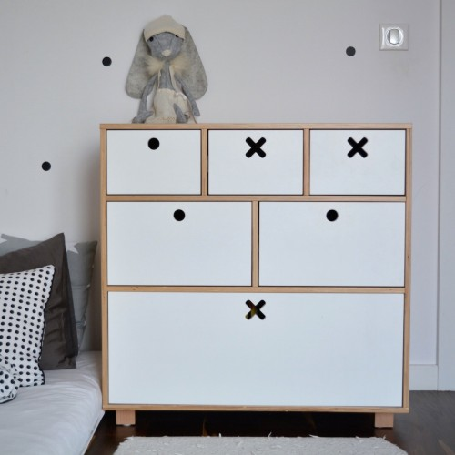 Childrens High Chest Drawers