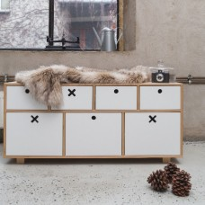 Childrens Low Chest Drawers