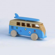 VW Kombi Surf Toy Car