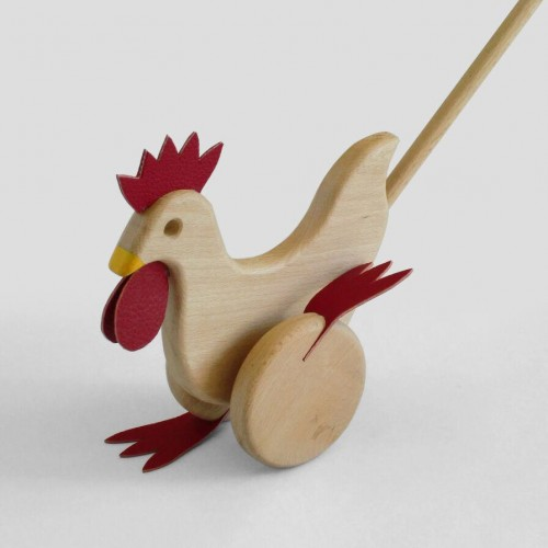 Lily Hen Wooden Toy