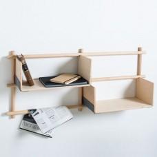 Foldin Wooden Wall Shelf 22