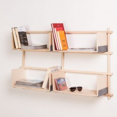 Foldin Wooden Wall Shelf 23