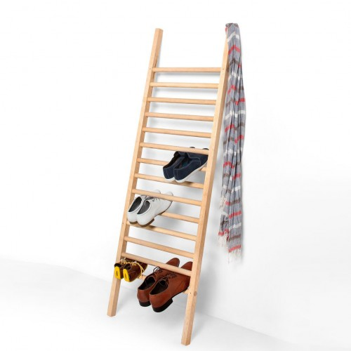 Step Up Ladder Shoe Rack