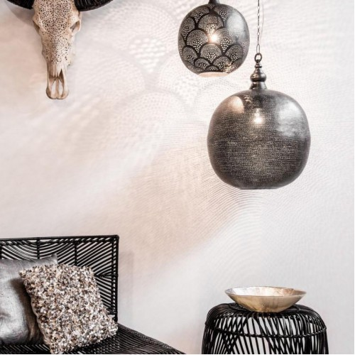 Ball Pendant Light - Medium