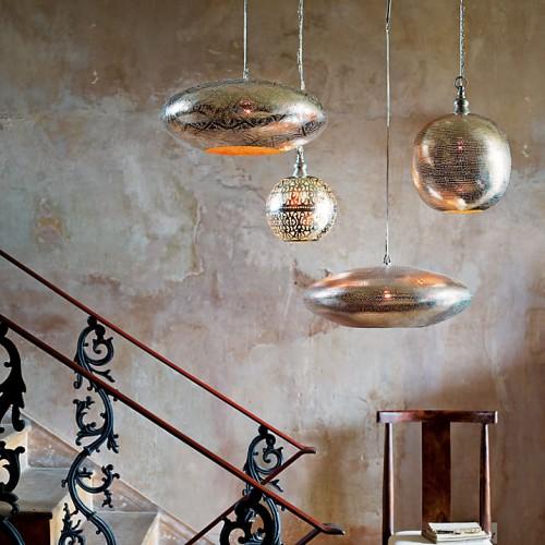 UFO Pendant Light - Small