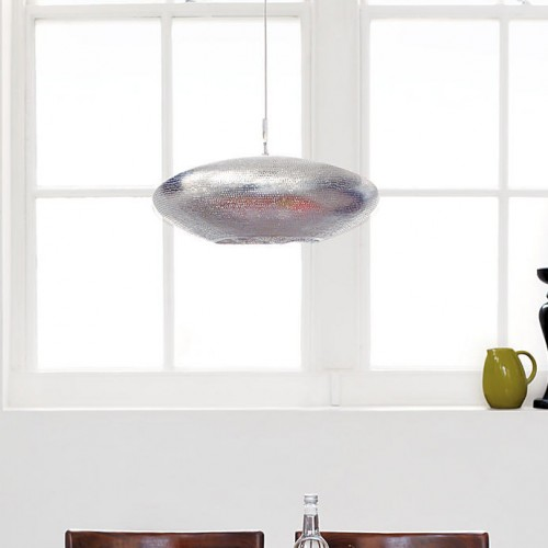 UFO Pendant Light - Medium