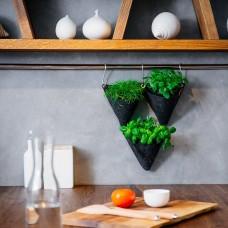 Tangram Hanging Plant Pot
