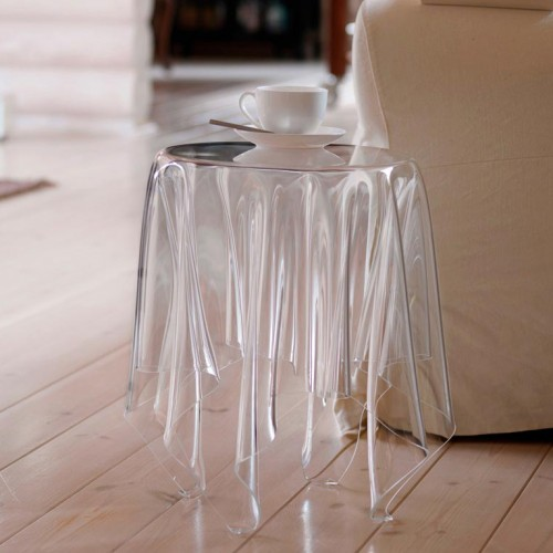 Tall Illusion Coffee Table