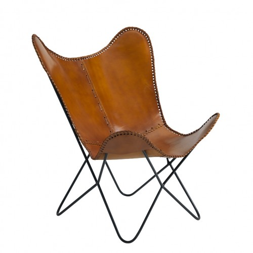 Amazon Leather Butterfly Chair