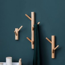 Tree Branch Coat Hooks -Large