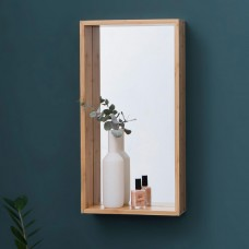 Wall Cube Mirror - Medium